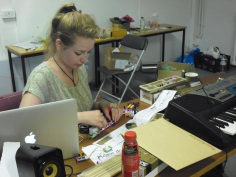 Using LittleBits